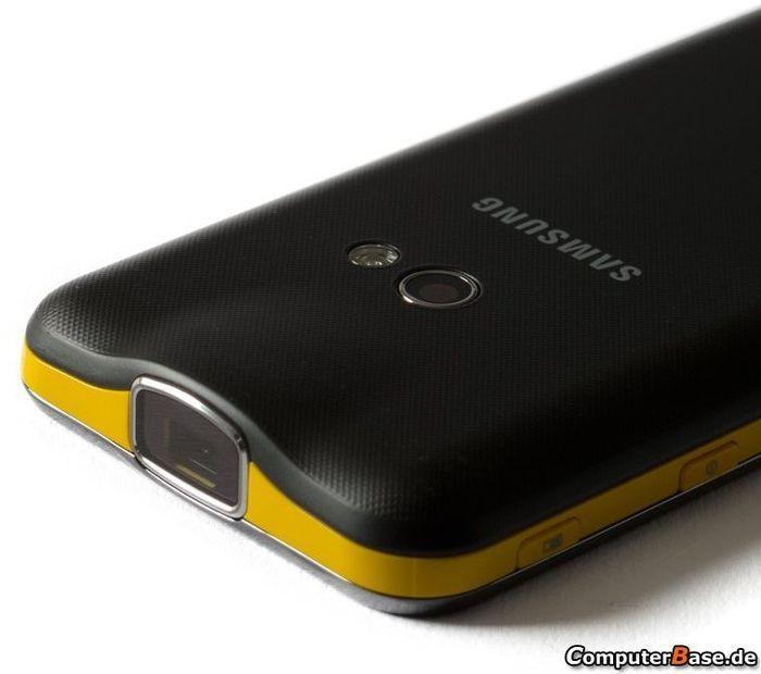 Produktbilder Samsung Galaxy Beam I8530
