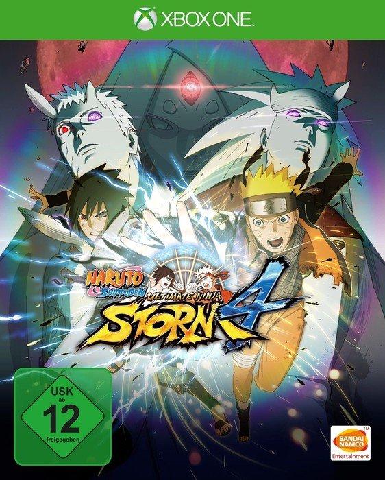 Naruto Shippuden: Ultimate Ninja Storm 4 (deutsch) (Xbox One)