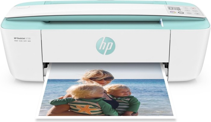 HP DeskJet 3730 All-in-One türkis, Tinte (T8X01B)