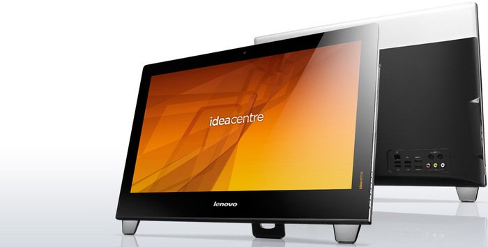 Lenovo IdeaCentre B540p, Core i5-2320, 8GB RAM, 2000GB, Windows 7 Home Premium, UK (VDZ1PUK)