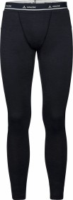 VauDe Base Tights Hose lang schwarz (Herren) (41224-010)
