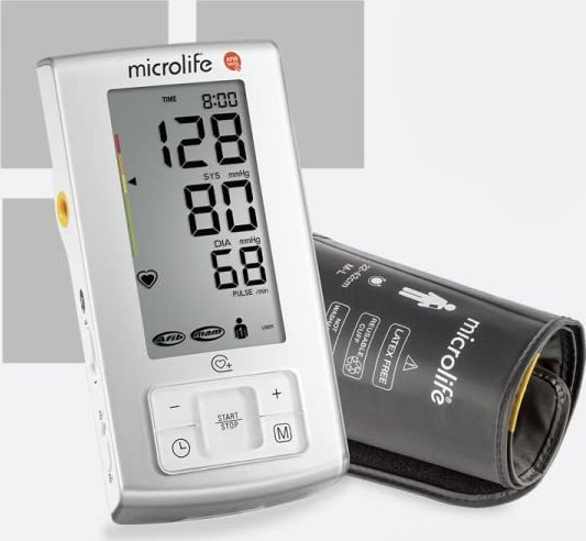 Aponorm professional blood pressure meter -- via Amazon Partnerprogramm