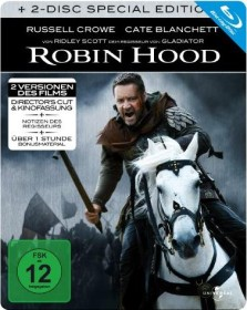 Robin Hood (2010) (Special Editions) (Blu-ray)
