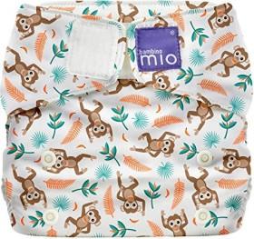 Bambino Mio Miosolo All-in-One Stoffwindel Spider Monkey, 4+kg, 1 Stück (SO MON)