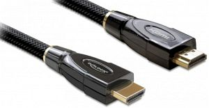 DeLOCK Premium High Speed HDMI Kabel mit Ethernet 5m (82739)