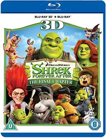 Shrek 4 (3D) (Blu-ray) (UK) -- via Amazon Partnerprogramm