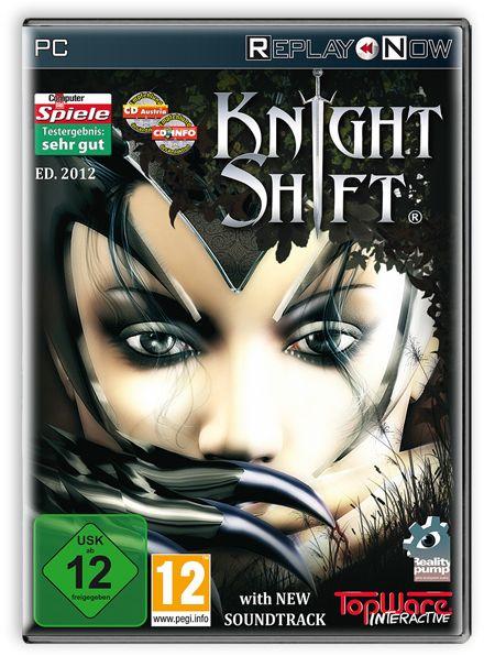 KnightShift (deutsch) (MAC)