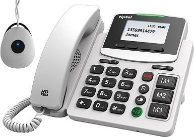 tiptel 3220 XLR (1083242)
