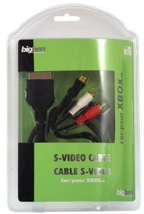 BigBen S-video cable (Xbox)
