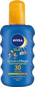 Nivea Sun Kids Schutz & Pflege Sonnenspray LSF30, 200ml