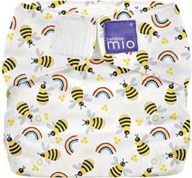 Bambino Mio Miosolo All-in-One Stoffwindel Honeybee Hive, 4+kg, 1 Stück (SO HIVE)