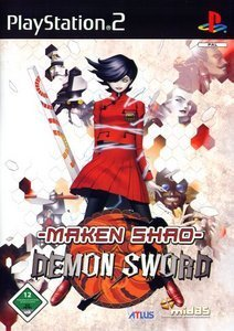 Maken Shao - Demon Sword (German) (PS2)