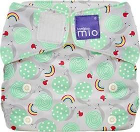 Bambino Mio Miosolo All-in-One Stoffwindel Snail Surprise, 4+kg, 1 Stück (SO SNL)