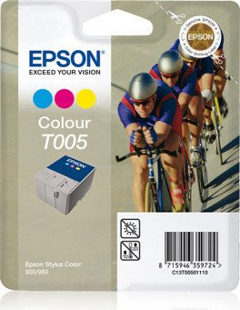 Epson T005 ink coloured (C13T00501110)