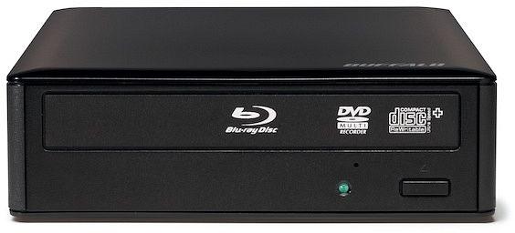 Buffalo BRXL-16U3-EU black, USB 3.0