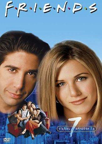 Friends Season 7.1 (Folgen 1-6) -- via Amazon Partnerprogramm