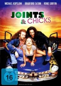Chicks - Total bekifft und wild auf Girls (DVD)