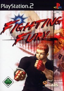 Fighting Fury (niemiecki) (PS2)