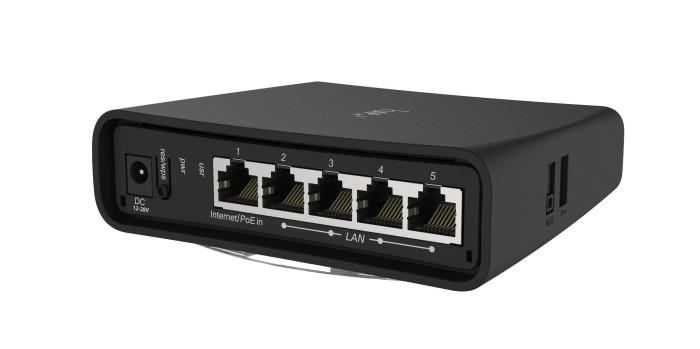 MikroTik RouterBOARD hAP ac2 (RBD52G-5HacD2HnD-TC)
