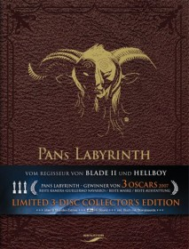 Pans Labyrinth (Special Editions)
