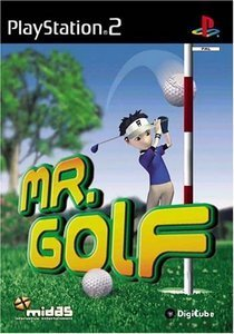 Mr. Golf (niemiecki) (PS2)