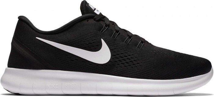the latest 33a94 70744 Nike Free RN blackanthracitewhite (Herren) (831508-001)