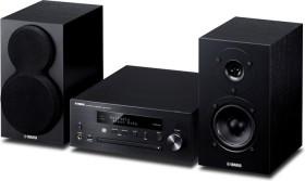 Yamaha MCR-N470D schwarz/schwarz