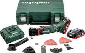 Metabo MT 18 LTX rechargeable battery-multifunctional tool incl. case + 2 Batteries 4.0Ah (613021800)