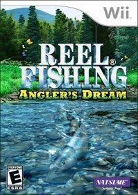 Reel Fishing: Angler's Dream (englisch) (Wii)