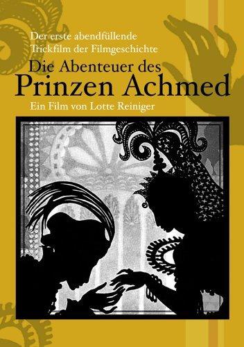 Die Abenteuer des Prinzen Achmed -- via Amazon Partnerprogramm