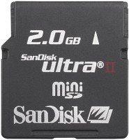 SanDisk miniSD Ultra II 2GB (SDSDMU-2048)