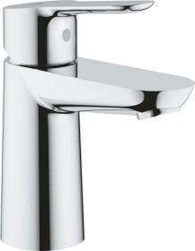 """Grohe BauEdge one-hand-bathroom sink tap 1/2"""" S-Size chrome (23330000)"""