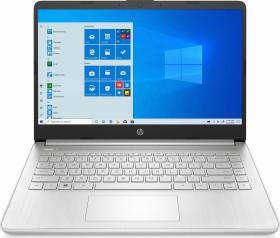 HP 14s-fq1454ng Natural Silver, Ryzen 5 5500U, 8GB RAM, 512GB SSD, DE (4M0G4EA#ABD)