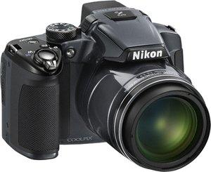Nikon Coolpix P510 grey (VMA910E1)