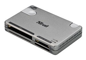 Trust 725 USB2 card reader-Writer Pro (13883)