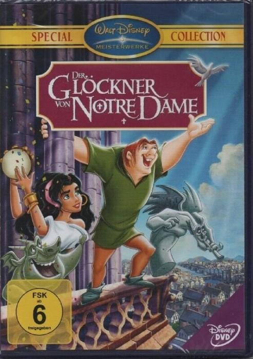 Der Glöckner von Notre Dame 1 (Disney) -- via Amazon Partnerprogramm