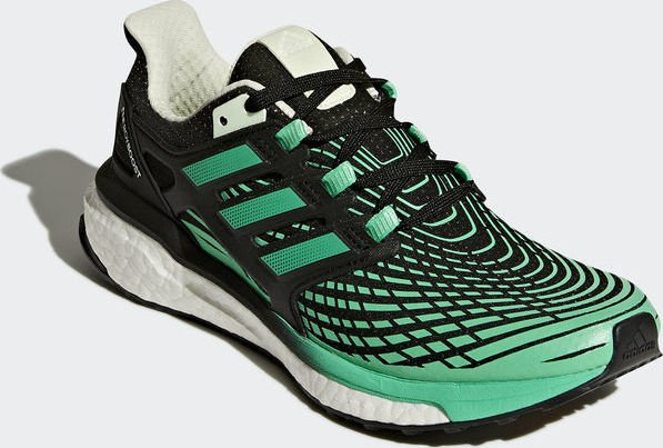 adidas Energy Boost core blackhi res greenaero green (Damen) (CG3973) ab € 69,90