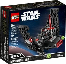 LEGO Star Wars Microfighters - Kylo Ren's Shuttle (75264)