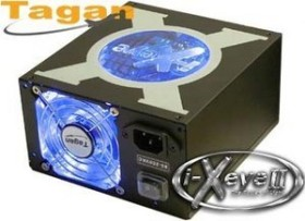 Tagan dual engine 500W ATX 2.2 (TG500-U26)