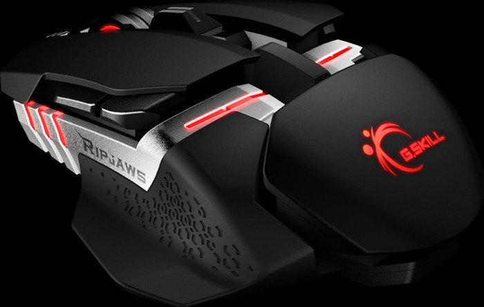 G.Skill RipJaws MX780 laser Gaming Mouse, USB