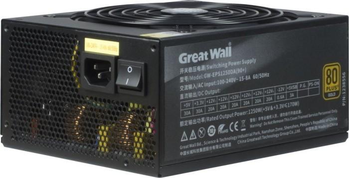 Inter-Tech Great Wall M1200 1200W ATX 2.4 (88882170)