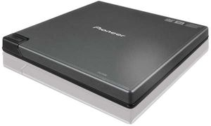 Pioneer DVR-XD10 black, USB 2.0