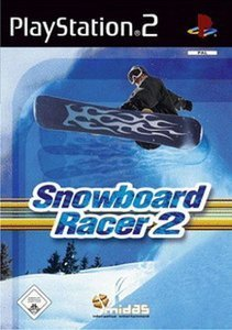 Snowboard Racer 2 (niemiecki) (PS2)