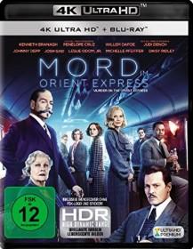 Mord im Orient Express (2017) (4K Ultra HD)