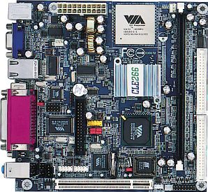 VIA (VPSD) EPIA M9000, mini-ITX (DDR)
