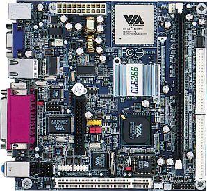 VIA [VPSD] EPIA M9000, Mini-ITX [DDR]