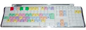 Apple/Logic keyboard Final Cut Pro (T7375D/A), USB