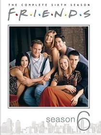 Friends Season 6 (UK)