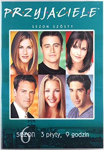 Friends Season 6 (UK) -- via Amazon Partnerprogramm