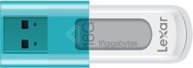 Lexar JumpDrive S50 16GB, USB-A 2.0 3er-Pack (LJDS50-16GBASBEU3)